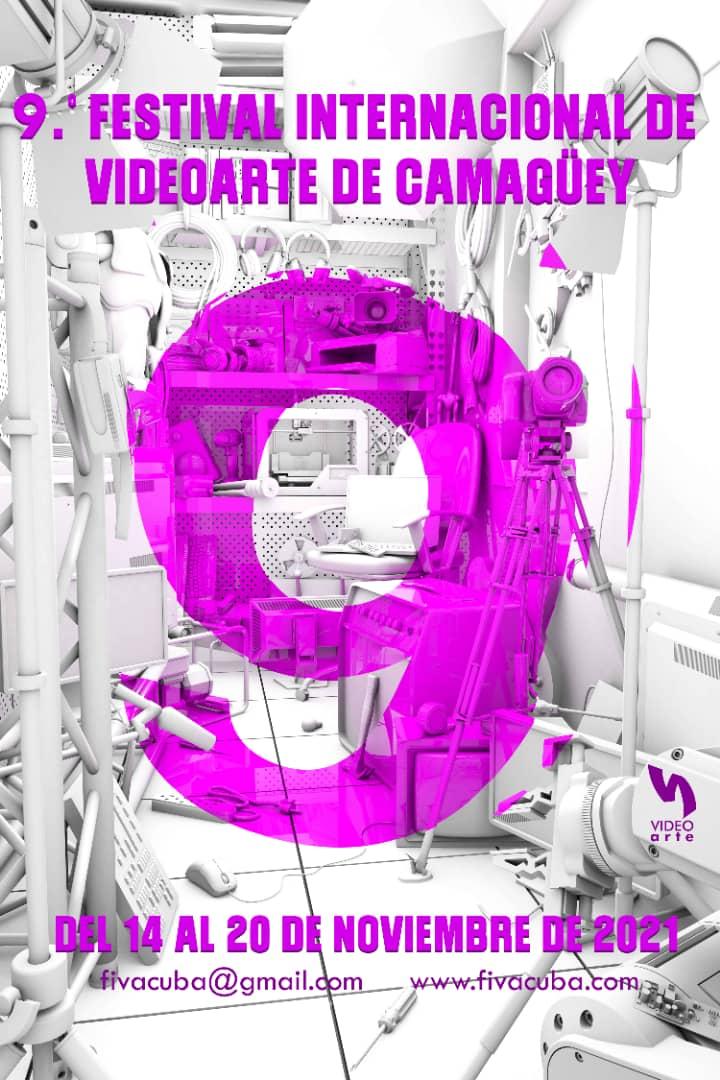9no Festival de Video Arte de Camaguey