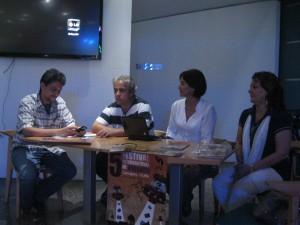 Conferencia de prensa Habana 1